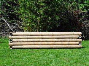bac a jardiner en bambou