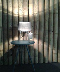 Panneaux Verticaux - Panneau droit bambou brut