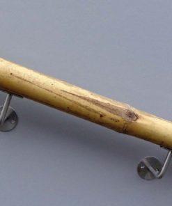 Canne et mât de bambou (2m)