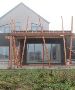 poteaux pour la construction